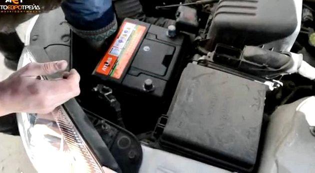 Аккумулятор на киа рио 2012 характеристики Будем подбирать