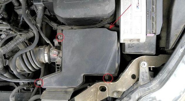Фильтр воздушный форд фокус 2 рестайлинг нужна качественная топливно
