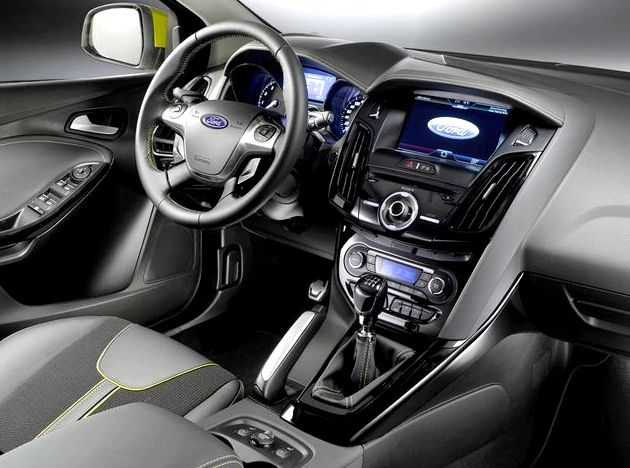 Ford focus 3 рестайлинг обзор рестайлинговой версии Форд Фокус