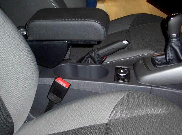 Форд фокус 2 как снять подлокотник на Преодолев сопротивление фиксаторов