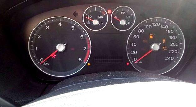 Форд фокус 2 рестайлинг не заводится бак бензина