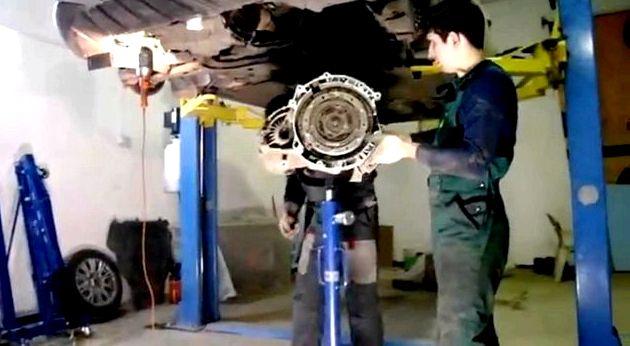 Форд фокус 3 замена сцепления робот Проверяем рабочую поверхность нажимного диска