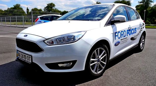 Форд фокус универсал 2017 тест драйв цене составляет