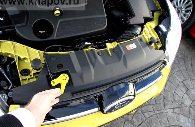 Как открыть капот на форд фокус 3 видео Капот открылся, но держится на