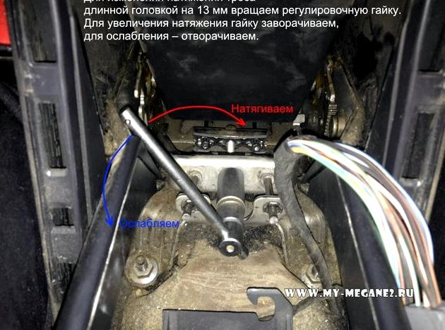 Как отрегулировать ручной тормоз на рено логан Какие особенности этой работы