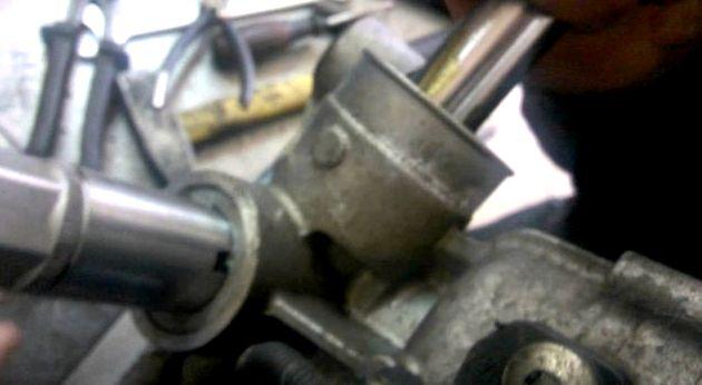 Как проверить рулевую рейку на форд фокус 2 R4 16V