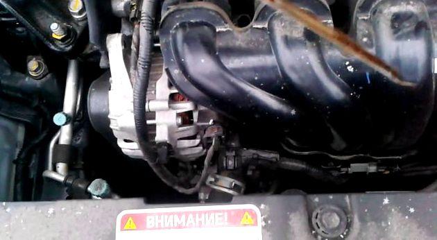Как проверить в хендай солярис масло в коробке автомат АКПП стандарта ATF SP-III