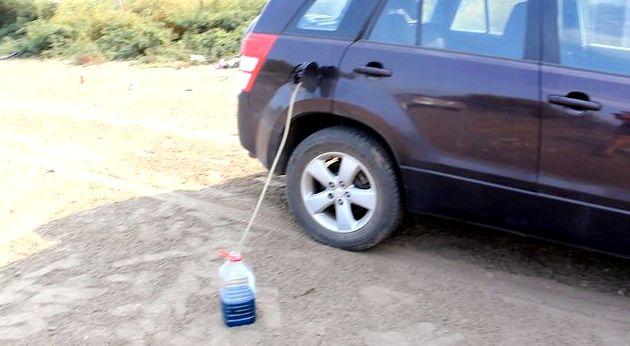 Как слить бензин с форд фокус 3 ли подкачивающий