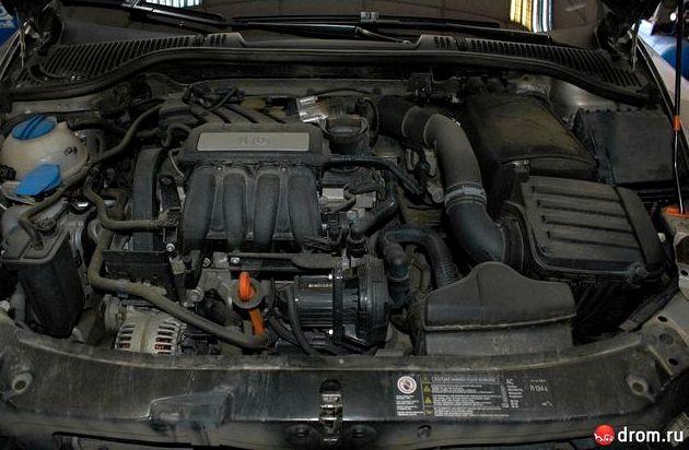 Какой самый надежный двигатель шкода октавия ремонте, особенно когда гарантийный