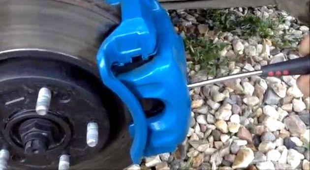 Колодки тормозные киа спортейдж 3 Посмотрите интересное видео по этой