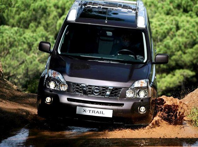 Nissan x trail t31 регламент то срок службы
