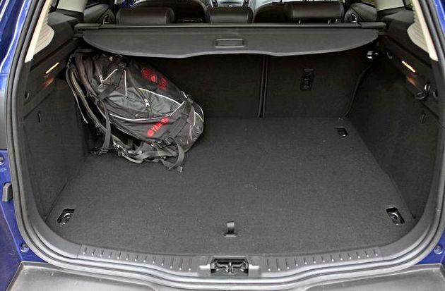 Объем багажника форд фокус универсал 2012 года составило