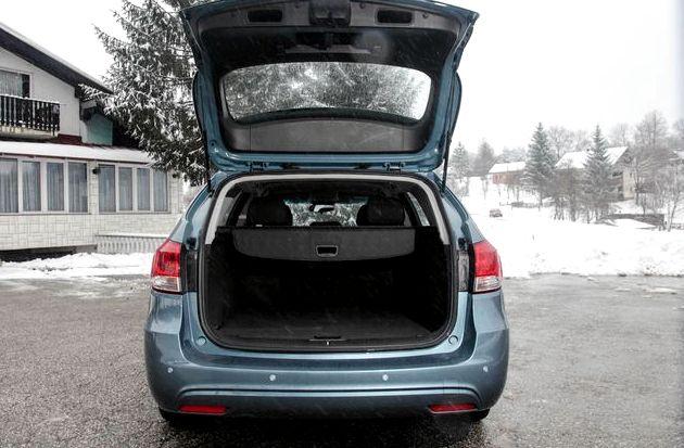 Объем багажника шевроле круз седан 685 мм