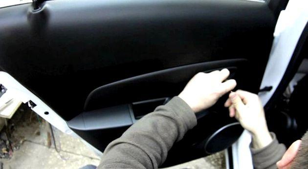 Шевроле круз как снять обшивку двери вот передние ну никак