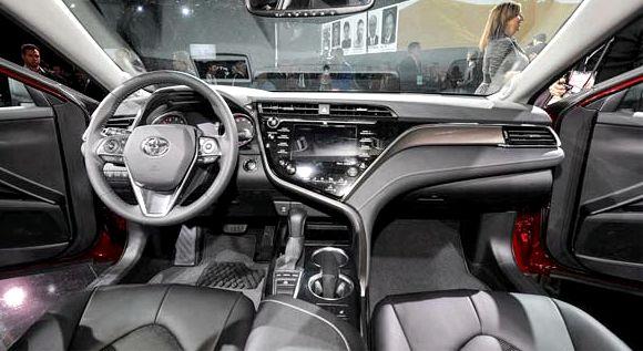 Тойота камри 2018 в новом кузове для россии когда выходит будет доступен для покупки, составит