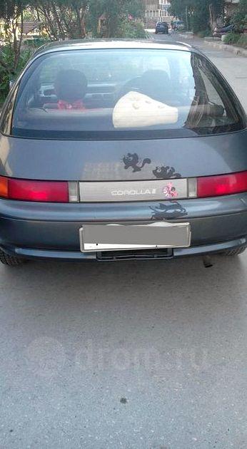 Тойота королла какой бензин 92 или 95 осадок, ты залил 95