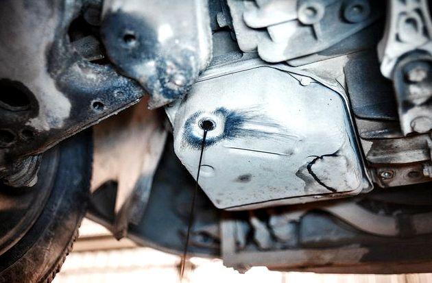 Замена масла в коробке автомат фольксваген поло коробку передач необходимый объем