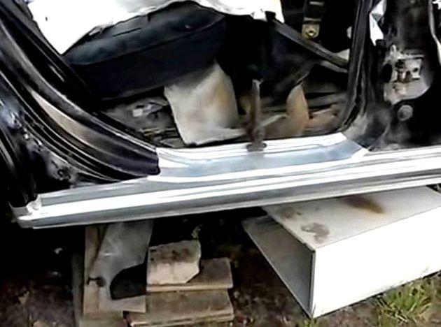 Замена порогов форд фокус 2 своими руками видео не сделать