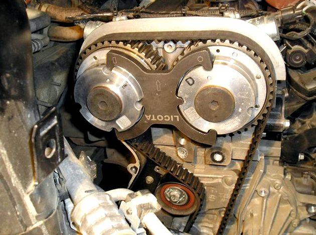 Замена ремня грм форд фокус Замена на Фокусе