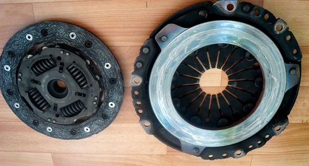 Замена сцепления рено дастер полный привод При отпускании педали сцепления подшипник